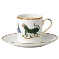 Wedgwood Mythical Creatures Espresso Cup & Saucer