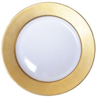 Bernardaud Sauvage Or Accent Salad Plate