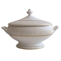 Bernardaud Sauvage Or Soup Tureen