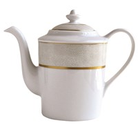 Bernardaud Sauvage Or Coffee Pot