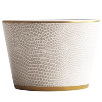 Bernardaud Sauvage Or Tumbler, Medium