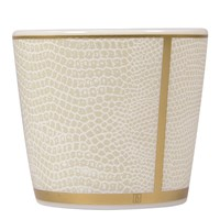Bernardaud Sauvage Or Tumbler, Small