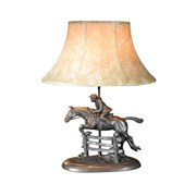 Lady & Gentleman Jumper Table Lamps