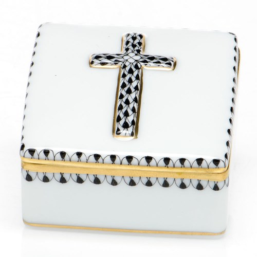 Prayer Box, Black