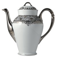 Bernardaud Eden Platine Coffee Pot