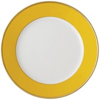 Haviland & Parlon Arc en Ciel, Yellow Charger / Presentation Plate