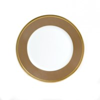 Haviland & Parlon Arc en Ciel, Chestnut Bread & Butter Plate