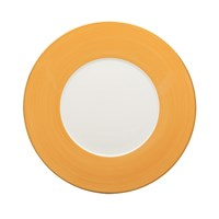 Haviland & Parlon Lexington Yellow Sud Dinner Plate