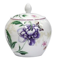Bernardaud Favorita Covered Sugar Bowl