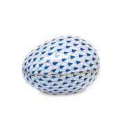 Herend Fishnet Egg