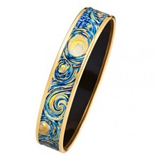 Freywille Vincent van Gogh Éternité Bordered Miss Bangle