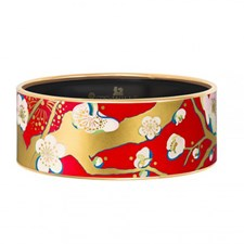 Freywille Vincent van Gogh L'Amandier Rouge Éclat Donna Bangle