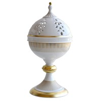 Bernardaud Sol Incense Burner