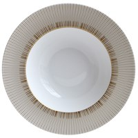 Bernardaud Sol Rim Soup Bowl
