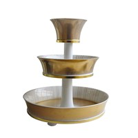 Bernardaud Sol 3-Tier Tray
