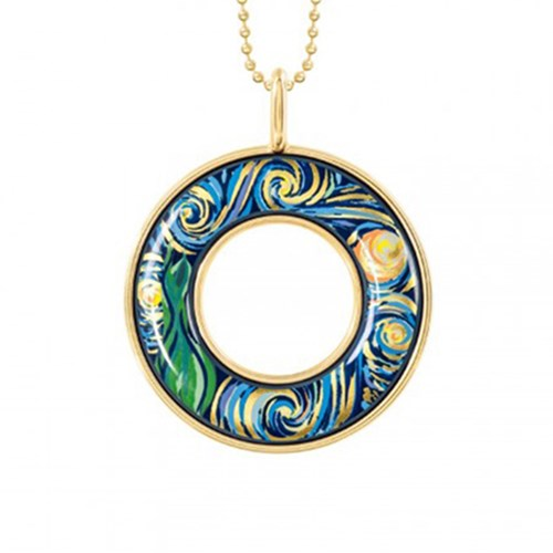 Freywille Vincent van Gogh Éternité Helena Necklace