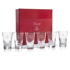 Baccarat Kentucky Derby Everyday Highball Gift Set of 6