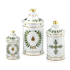 Empire Pharmacy Jars