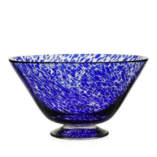 William Yeoward Studio Vanessa Sicilian Blue, Bowl