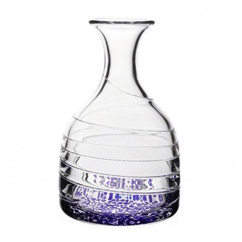 William Yeoward Studio Vanessa Sicilian Blue, Carafe
