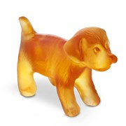 Daum Crystal Mini Standing Puppies