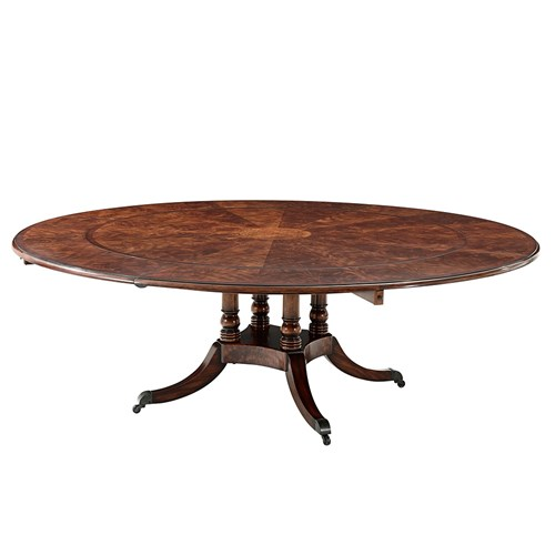Brook Street Supper Mahogany Dining Table