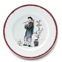 Pinto Paris Chinoiserie Dinner Plate #1