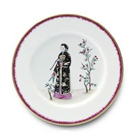 Pinto Paris Chinoiserie Dinner Plate #5