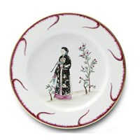 Pinto Paris Chinoiserie Buffet Plate #5