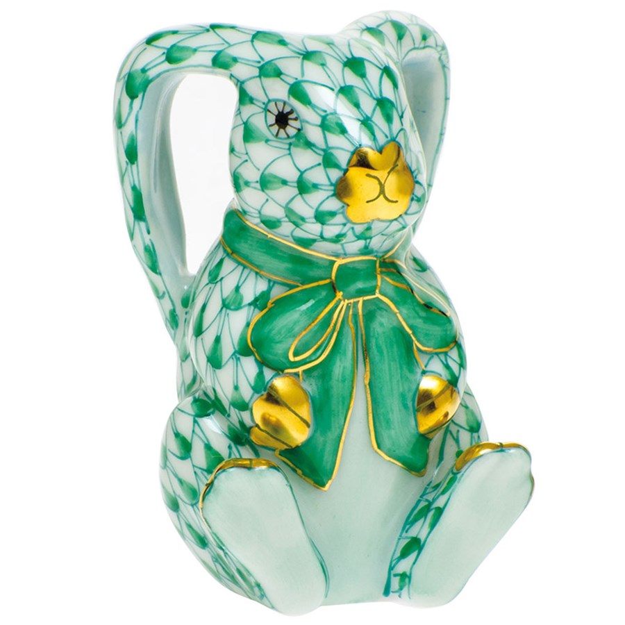 Incredible Herend Bunny Ears Green Alphanode Cool Chair Designs And Ideas Alphanodeonline
