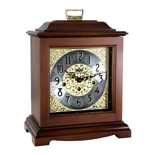 Bronte Mantel Clock, Cherry