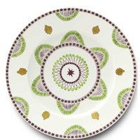 Agra Green Charger/Presentation Plate