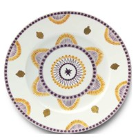 Agra Orange Charger/Presentation Plate