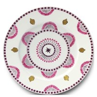 Agra Rose Charger/Presentation Plate