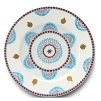 Agra Blue Charger/Presentation Plate