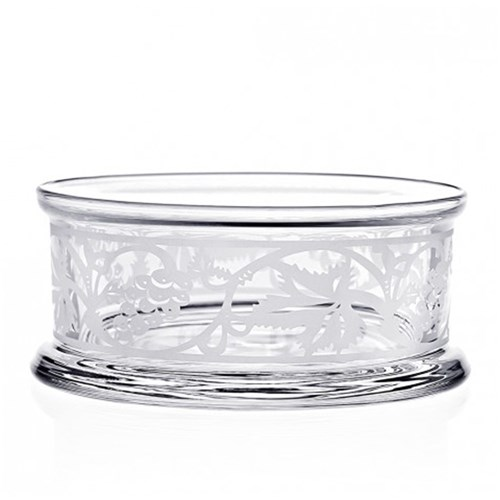 William Yeoward Crystal Annabel Wine Coaster / Bottle Stand