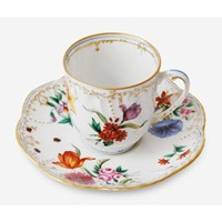 Belle Saisons Coffee Cup & Saucer