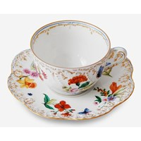 Belle Saisons Tea Cup and Saucer