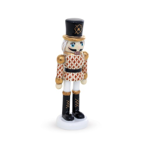 Herend Nutcracker, Rust