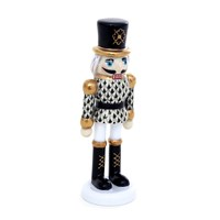 Herend Nutcracker, Black