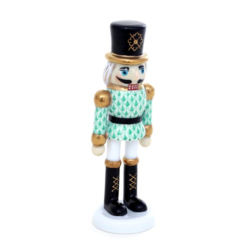 Herend Nutcracker, Green