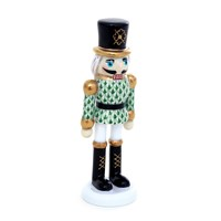 Herend Nutcracker, Forest Green