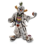 Silverplated Clowns