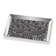Christofle Montgolfiere Silverplated Trays
