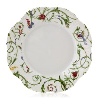 Royal Limoges Nymphea Colibri Bread & Butter Plate