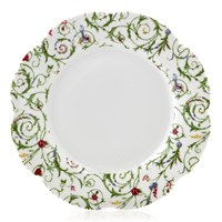 Royal Limoges Nymphea Colibri Dinner Plate