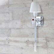Baccarat Torch Wall Sconce