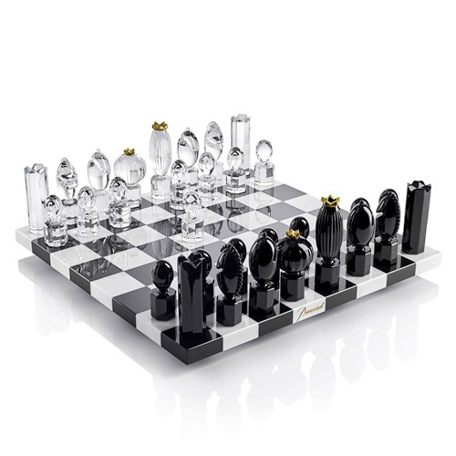 Baccarat Chess Set