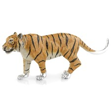 Sterling Silver Extra Large Tiger