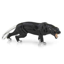 Sterling Silver Extra Large Panther